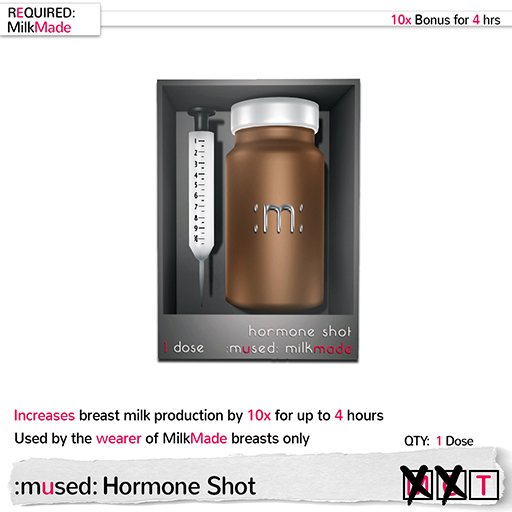 Hormones 1 Dose