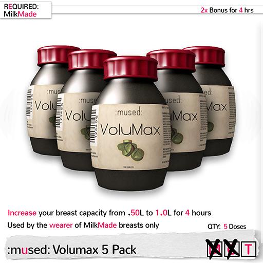Volumax 5 Pack